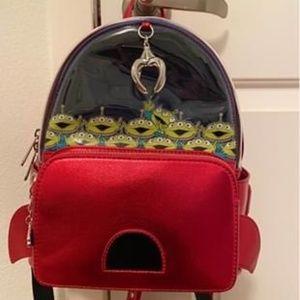 Disney Pixar Toy Story Claw Machine Mini Backpack